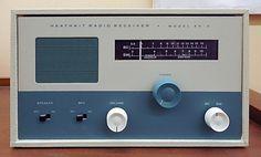Heathkit EK-2 Vacuum Tube Radio Receiver
