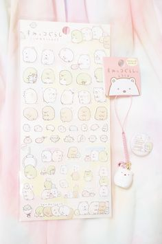 ♥ The Cutest Monthly Kawaii Subscription Box ♥ Receive cute items from Japan & Korea every month ♥ Kawaii Shop, Kawaii Cute, Cute Office Supplies, Cute Stationary, Cute Pens, Cute Japanese, All Things Cute, Bullet Journal Inspiration, Cute Stickers