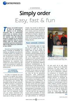 Simply Order : Easy, Fast & Fun <3