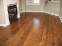 Carbonized strand woven bamboo hardwood floor by Speers Flooring | HomeStars