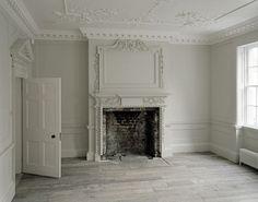 fake fireplace idea :)