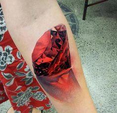 31 tatuagens hiper-realistas incríveis (e ligeiramente incômodas)