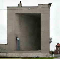 If It's Hip, It's Here (Archives): Imaginative Architecture. The Fiction Series by Photographer Filip Dujardin. Innovative Architecture, Concept Architecture, Architectural Photographers, Brutalist, Land Art, Surrealism, Design Art, Art Photography, Arquitetura