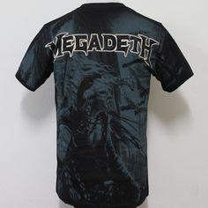 Megadeth Metal Discharge T Shirt