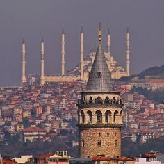 İstanbul Islamic Architecture, Historical Architecture, Istanbul, Visit Turkey, Dream City, Travel Articles, Culture Travel, Best Cities, Middle East
