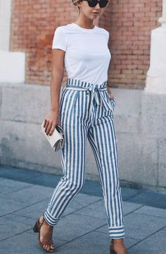 These are the perfect airy pants for the summer!