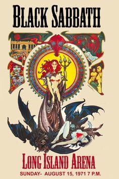 Black-Sabbath-1971-Long-Island-gig-poster-Rollin-Nude-Vampire
