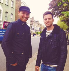 Jonny and guy :)