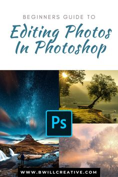 Learn an easy 10-step formula for editing photos in Photoshop in less time. These steps will not only help you to learn Photoshop, but help you to take your photo editing skills to a whole new level! Landscape Photography Tips, Photography Basics, Photography Tips For Beginners, Travel Photography, Editing Photos, Photo Editing, Editing Skills, Editing Apps, Learn Photoshop