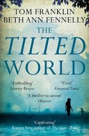 Book cover for The Tilted World