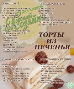 Фотография Clean Eating Recipes, Healthy Eating Tips, Dessert Cake Recipes, Food Garnishes, Healthy Food To Lose Weight, Colorful Cakes, Russian Recipes, Sweet Cakes, Yummy Cakes