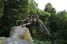parque natural del monte aloia, spain