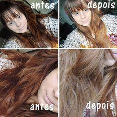 Pintou e ficou escuro? Como remover os pigmentos da tintura do cabelo - sem usar oxigenada ou descolorante