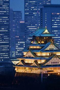 大阪 Castle