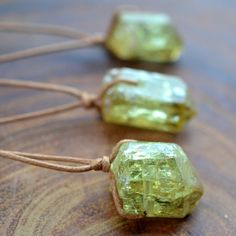Made with Yellow Apatite, The Light Necklace helps to release all fear and negativity to open yourself up to the light.