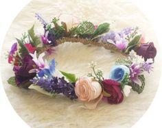 flower crown – Etsy IE