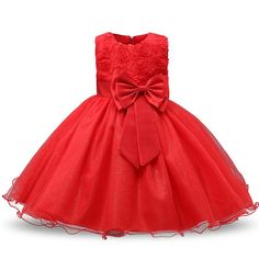 Cheap dress paillette, Buy Quality dress formal dress directly from China dresses converse Suppliers: Hot Sales Toddler Baby Tutu Flower Girl Dress Clothes Kids Girls Princess Christening Events Party Wear Dress For Girl 2-12 Year