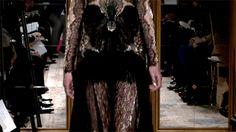 girlannachronism:  Marchesa fall 2012 rtw details