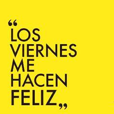 ¿Y a ti? ¡Feliz #viernes, a disfrutar de los carnavales! :)