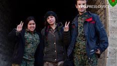 Helbesta şervanekî YPG