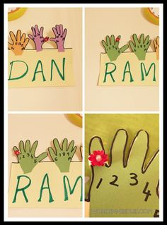 Ramadan calendar ring kids wordsnneedles.com