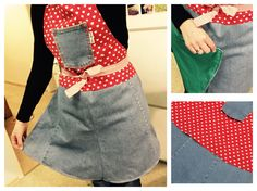 Küchenschürze  www.facebook.com/vivadivabypatricia