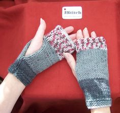 Fingerless gloves, Fingerless mittens, Arm warmers, Hand knitted mittens, Hand knit, Hand made, Knitted wrist warmers, by Jstitchuk on Etsy