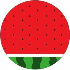 Watermelon Cartoon, Eating Watermelon, Watermelon Art, Fruit Birthday, Watermelon Birthday, Birthday Parties, Pool Activities, Holiday Activities, Paper Pumpkin