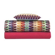 I pinned this Missoni Home Norah Cushion from the Alexandra Berlin Design event at Joss and Main!