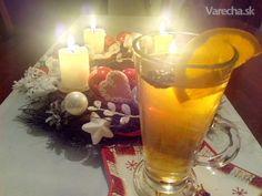 Vianočný punč od Adiny - Recept