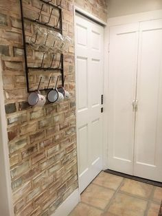 How to fake a brick wall that looks just like the real thing