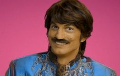 Ashton Kutcher dons brown face in the new Pop Chips ad. My opinion? Not so kosher.
