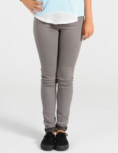 Bumpy Ride Skinny Jeans   $16.50   Cheap Trendy Jeans Chic Discount Fashion for Women   ModDeals.com