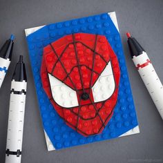 LEGO - Chris McVeigh - Does Whatever a Spider Can