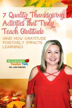 Teaching Gratitude 💛