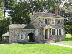 Valley Forge Headquarters / Farm House / Exterior