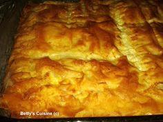 Betty's Cuisine: Τυρόπιτα αφράτη Greek Recipes, Recipies, Cookies, Ethnic Recipes, Desserts, Food, Picasso, California, Kitchens