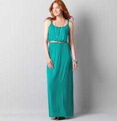 Loft - LOFT Style Closet - Twist Strap Maxi Dress  #LOFTSummerGetaway #splendidsummer
