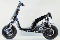 Naked Scooter #polini #madeinitaly #scooter