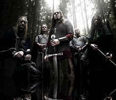 Ensiferum (hard core Viking metal band)