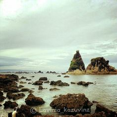 Tanjung Layar - Sawarna, Banten, Sukabumi, Indonesia