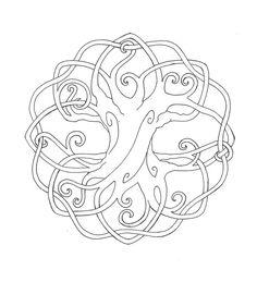 Coloring a christian mandala - Yahoo Image Search Results