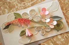 Image result for paper quilling designs
