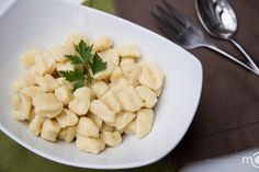 An easy gnocchi recipe