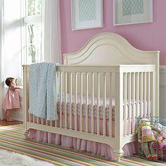 Emilia Convertible Crib in Lace