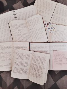 I think I write so much so one day I won't have to talk anymore.