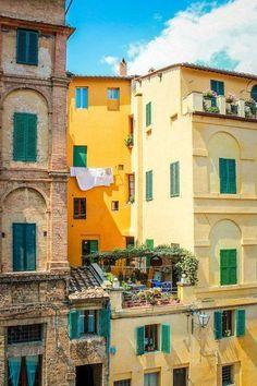Siena (Tuscany, Italy) #italytravel
