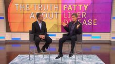 Sneak Peek: What Is Fatty Liver Disease?: About 80 million Americans have fatty liver disease. Do you have it and not even know? Dr. Oz and Dr. Mark Hyman break down the causes and effects of this epidemic and who's at risk.
