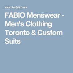 Wearing Custom Made Suits Toronto can do the job in giving a more professional appeal to a person. They also offer online custom tailors and it is not as difficult to order the best suit in this manner. The price range is usually lower than that of expert tailor and suit stores. They have an added benefit of free shipping when one orders above a certain price range.