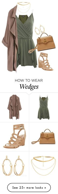 """Untitled #221"" by kaitarnold on Polyvore featuring Topshop, Chloé, Elie Tahari and Mulberry #polyvoreoutfits"